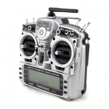 FrSKY Taranis X9D+ 2.4GHz ACCST w/ X8R Combo Digital Telemetry Radio System