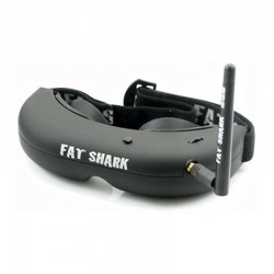 FatShark Attitude V2 FPV Headset System w/Trinity Head Tracker and CMOS Camera