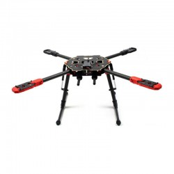 Tarot 650 Sport Folding Carbon Quadcopter Frame